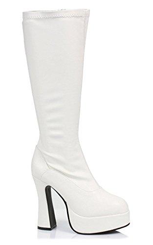 Chacha Shoes - Size 9 (Nurse Costume Shoes)