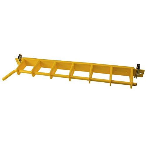 - Mytee Products Yellow Rack 6 Bay 24