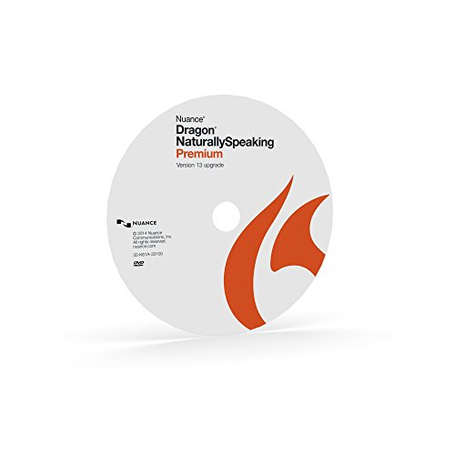 Dragon NaturallySpeaking Premium 13, Upgrade from 11 and Up (Computer Dictation Software compare prices)