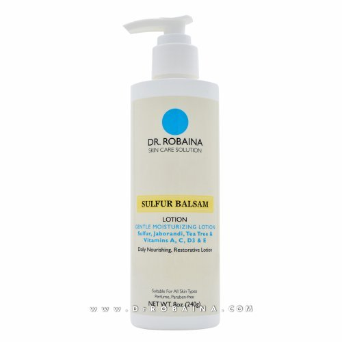 SULFUR BALSAM Lotion