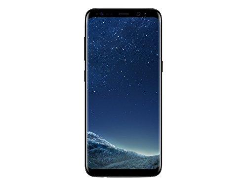 Samsung Galaxy S8 G950U 64GB - Verizon + GSM Unlocked Android Smartphone, Midnight Black (Renewed) (Best Deals For Samsung Galaxy S8)