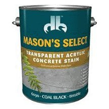 Duckback Products DB-6090-4 Mason Concentrate Stain, Black - Voc Conc Stain