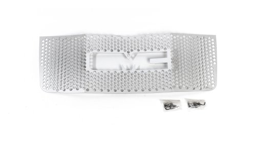 Putco 84196 Punch Mirror  Stainless Steel Grille