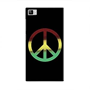 Cover It Up - RYG Peace Mi3 Hard Case