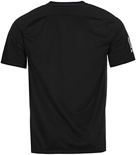 Camiseta de manga corta unisex de Nike ATM y NK DRY STAD JSY SS y ...