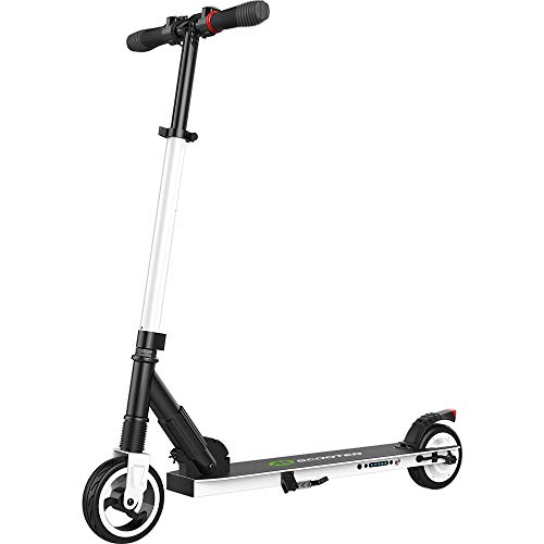 MEGAWHEELS Electric Scooter for Kids up to 14mph Ultra-Lightweight Foldable Electric Kick Scooter