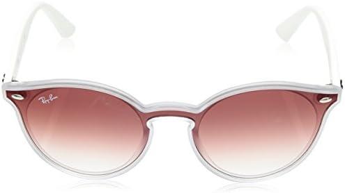 225513105 Óculos de Sol Ray Ban Blaze Round RB4380N 6357/V0-37: Amazon ...