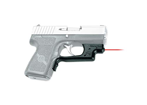 Crimson Trace LG-437 Laserguard Red Laser Sight for Kahr Arms 9mm and .40 S&W Pistols