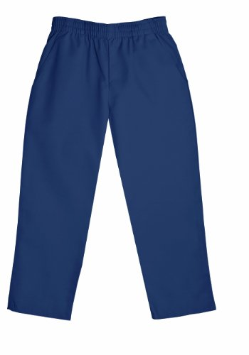 CLASSROOM Little Boys' Uniform Pull-On Pant, Dark Navy, 5 (Boys School Uniforms Pants)