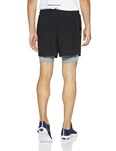 Negro 1 Qualifier Short Hombre Under Ua Shorts in 001 Armour 2 qwxnXBpzR