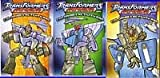 Transformers Armada Coloring and Activity Pad