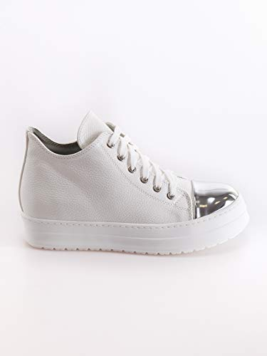 Sneakers Tessuto Bianc Donna Sneakers Basse Basse qwYx0gqZB