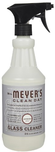 Mrs. Meyer's Clean Day Glass Cleaner, Lavender, 24-Ounce