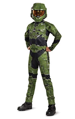Halo Infinite Master Chief Costume, Kids Size Video
