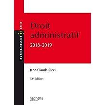 Les Fondamentaux - Droit administratif général 2018-2019 (French Edition)