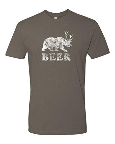 Panoware Mens Beer Funny T Shirt