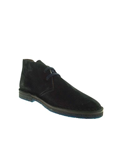blu Blu uomo polacchino pedule tipo lacci 25D1 FRAU scarpe 5qxRR8