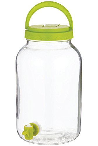 Price comparison product image SUNTEA JAR W TAPPER 1G by CIRCLEWARE MfrPartNo 89656