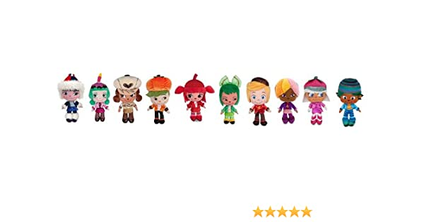 Amazon.com: Disney Wreck-It Ralph Complete Set of 10 Sugar Rush Racers Plush - 9: Toys & Games