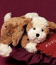 (Puppy Luv, Boyds Bear Plush Dog, 82039)