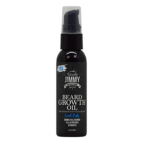 uncle jimmy beard growth cool product image