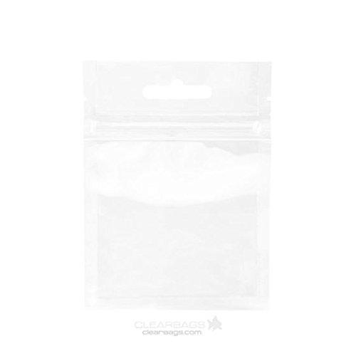 Clarity Zipper Bags - 3