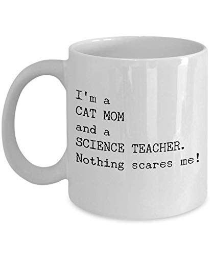 funny science teacher coffee mug christmas science lovers gifts unique cool cute humor sarcasm