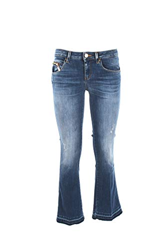 Kaos Donna Denim Lp6bl038 Estate Primavera 29 2019 Jeans rrqBPw54