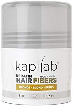 Kapilab Fibras Capilares (5 gramos, Rubio): Amazon.es: Belleza