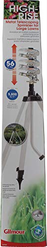 - Gilmour Large Coverage Impact Sprinkler