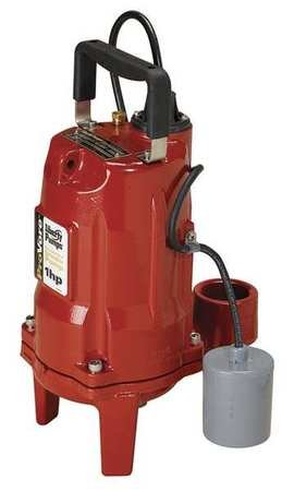 Liberty Pumps PRG101A ProVore PRG Series Automatic Residential Grinder Pump, 1  HP, 115-volt by Liberty Pumps