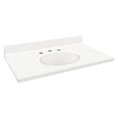 Transolid Samson ITB3122-68-8C Solid Surface 31x22 Chelse...