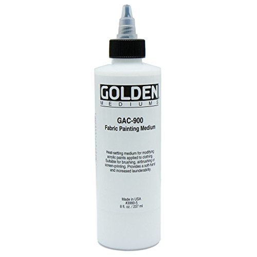 (Golden Medium 16 Oz Gac-900 Acrylic Heatset )