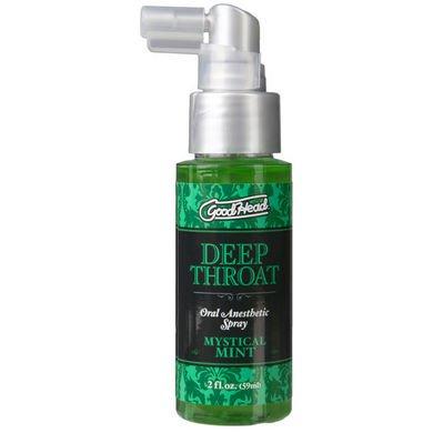 Doc Johnson Goodhead Deep Throat Spray-mystique Monnaie
