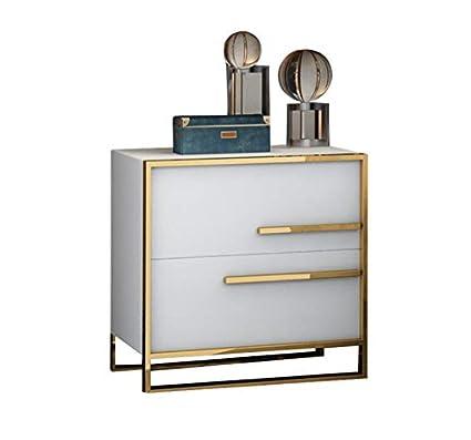 Zhicaikeji Chambre Table De Chevet Lumiere Luxe De La Mode