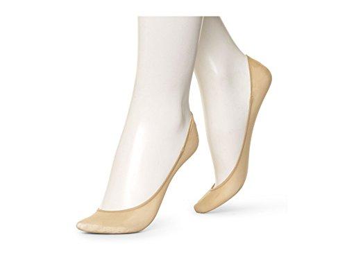 (Hue Women's Perfectly Bare Hidden Liner, Cream, M/L )