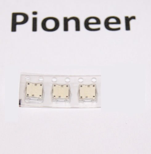 3x (Pieces) New Pioneer Tact Switch DSG1061 For models CDJ-500 CDJ-500S by PIONEER_SERVICE_PARTS