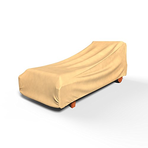 EmpirePatio Chaise Lounge Covers 30 in High, Nutmeg by EmpireCovers