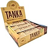 Tanka Natural Buffalo Cranberry Bar (12x1 OZ) *NEW Packaging*