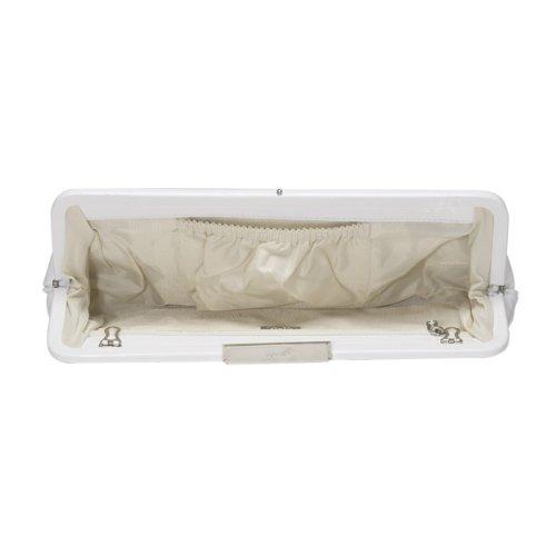 Clutch Woman Bag Picard Leather 4783 Eveningbag White Auguri wFfvqBv