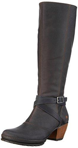 Eu Oslo Art Langschaft Schwarz Stiefel Damen black 42 5SxWqwO0xH