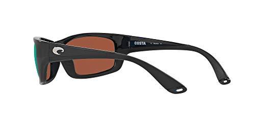 Costa Del Mar Men's Jose Rectangular Sunglasses