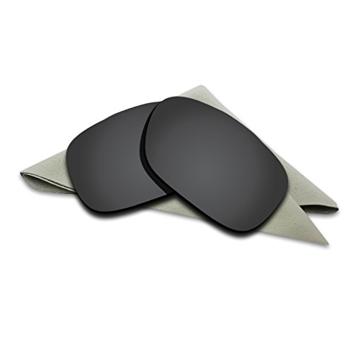 Black Polarized Lenses Replacement for Oakley Twoface Sunglasses by Larized