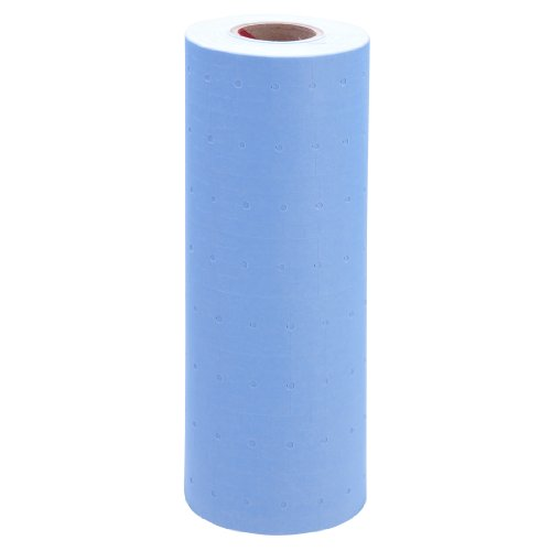 Pastel Blue Labels to fit Towa GS Series/Halmark/Century Price Guns 16 Pack (Free Ink roll -