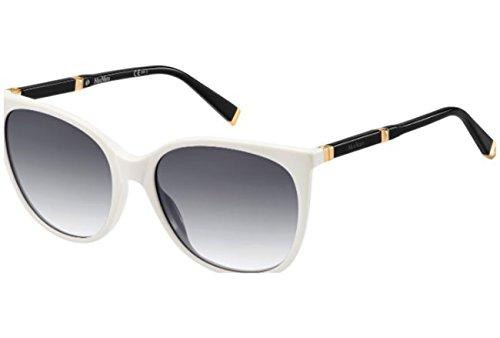 max-mara-design-ii-s-08od-white-gold-9c-dark-gray-gradient-lens-sunglasses