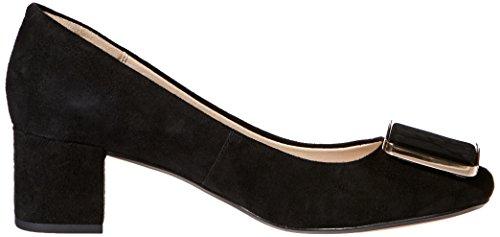 ClarksChinaberry Fun - Zapatos de Tacón mujer Negro (Black Sde)