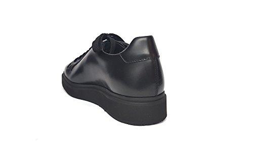 Santoni n01 Mbdp20506 Uomo Sneakers Nero vwvqxO4p1n