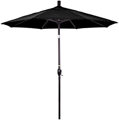 California Umbrella 7.5 Round Aluminum Market Umbrella