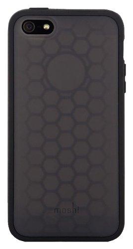 Moshi Origo Cover Cover für Apple iPhone 5 schwarz