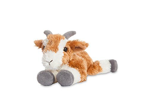 Aurora World Mini Flopsie Pickles Goat Plush Toy for sale  Delivered anywhere in Canada